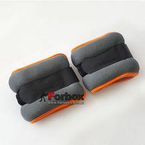 Універсальний обтяжувач для рук і ніг Zelart 2 * 2 кг (FI-5733-4, помаранчевий)
