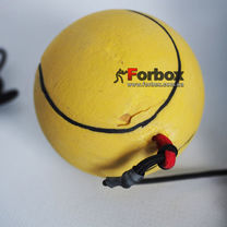 УЦЕНКА Мяч на резинке Fight Ball Профи с желтым мячиком