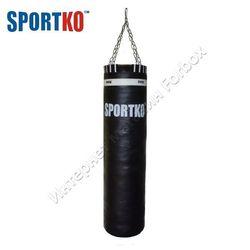 Мешок боксерский Олимпийский 1.1м 40кг SportKo (кожа)
