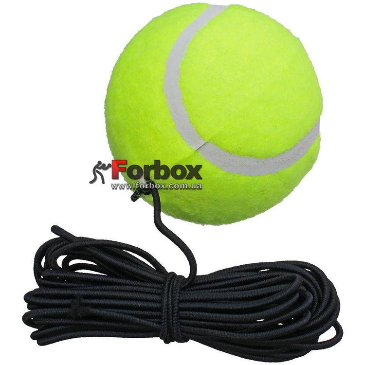 Тренажер из теннисного мяча для боксеров