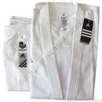 Кимоно для каратэ Combat Adidas (K220K) белое