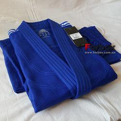 Кимоно для дзюдо Adidas Training 450 гм2 (J500T, синее)