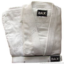 Кимоно для дзюдо Bax 350гм2 (PRDT, белое)