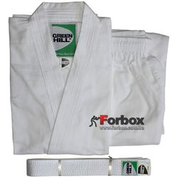 Кимоно для карате Club Green Hill (KSC-10044) белое