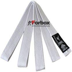 Пояс для кимоно Matsa (MA-0040, белый)