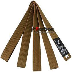 Пояс для кимоно Matsa (MA-0040, коричневый)