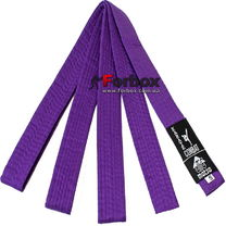 Пояс для кімоно Matsa (MA-0040, фіолетовий)