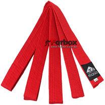 Пояс для кимоно Matsa (MA-0040-R, красный)
