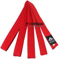 Пояс для кимоно Matsa (MA-0040, красный)