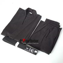 Кімоно для карате Matsa (MA-0017) чорне
