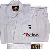 Кимоно для каратэ профессиональное Mizuno (MA-5314, белое)