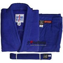 Кимоно для дзюдо Noris 800гм2 (MA-7016, синее)