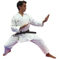 Кимоно для ката SMAI Platinum аккредитовано WKF (SX-KATA-PLAT-J, белое)