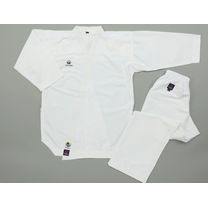 Кимоно для каратэ кумите TOKAIDO Master Pro 2 с аккредитацией WKF 5oz (ATCP, белое)