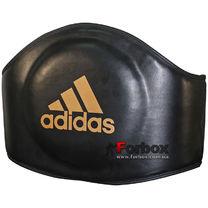 Пояс тренера (защита живота) Adidas (ADIBCG01, черный)
