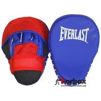 Лапы гнутые Everlast PVC (BO-3955, сине-красные)