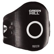 Защита живота Green Hill пояс тренера (BG-6020, черный)