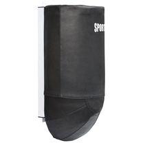 Подушка настенная полукруглая Sportko 75х40 кожа