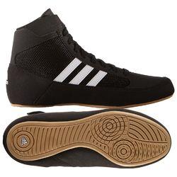 Детские борцовки Adidas HAVOC KIDS (AQ3327, черные)