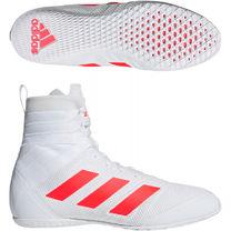 Обувь для бокса Боксерки Adidas SpeedEx 18 (B96493, белые)