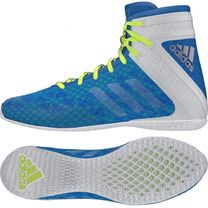 Боксерки Adidas SpeedEX 16.1 (AQ3514, сине-белые)