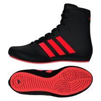 Боксерки Adidas KO Legend 16.2 детские (AQ3513, черно-красные)