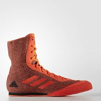 Боксерки Adidas Box Hog Plus (BA9075, оранжевый)
