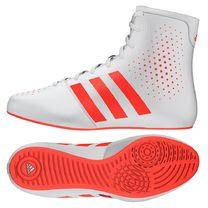 Боксерки Adidas KO Legend 16.2 (ВВ37333, бело-красные)