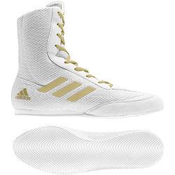 Обувь для бокса Боксерки Adidas Box Hog PLUS (DA9899, белые)