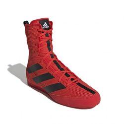 Обувь для бокса Боксерки Adidas BoxHog 3 (F99922, красный)