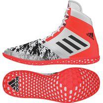 Борцовки профессиональные Adidas Flying Impact (AQ3319, бело-красные)