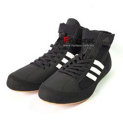 Борцовки Adidas обувь для борьбы Havoc (AQ3325, черные)
