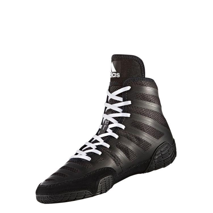 d92c6e11836214 ... Обувь для борьбы профессиональные борцовки Adidas Adizero Varner  (BB8020, ...