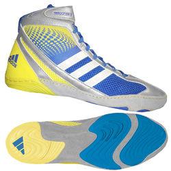 Борцовки Adidas Response 3.1 (D66080, сине-желтые)