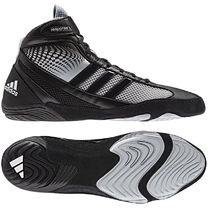 Борцовки Adidas Response 3.1 (D66081,черно-серые)