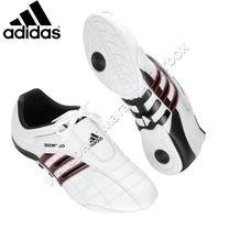 Обувь для тхэквондо Adidas кроссовки AdiStorm (JWF2009, белые)