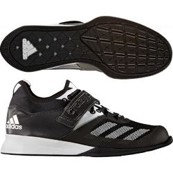 Обувь для тяжелой атлетики Adidas штангетки Crazy Power (BA9169, черно-белые)