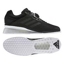 Взуття для важкої атлетики (штангетки) Adidas Leistung 2 (BA9171, чорні)