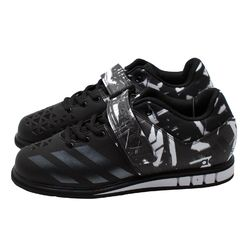 Штангетки Adidas Powerlift 3 (BA9665, черно-белые)