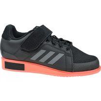 Обувь для тяжелой атлетики Штангетки Adidas Power Perfect 3 (EF2985, черно-красные)