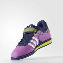 Штангетки Adidas Powerlift 2 (G96434, фиолетовые)