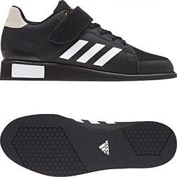 Обувь для тяжелой атлетики Штангетки Adidas Power Perfect 3 (ВВ6363, черные)
