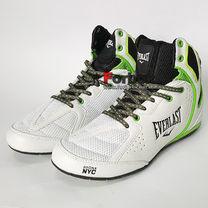 Обувь для бокса Everlast боксерки STRIKE (ELM124D, бело-зеленый)