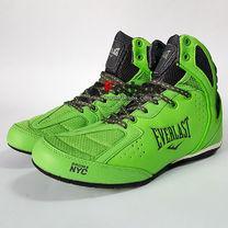 Обувь для бокса Everlast боксерки STRIKE (ELM124E, зеленый)