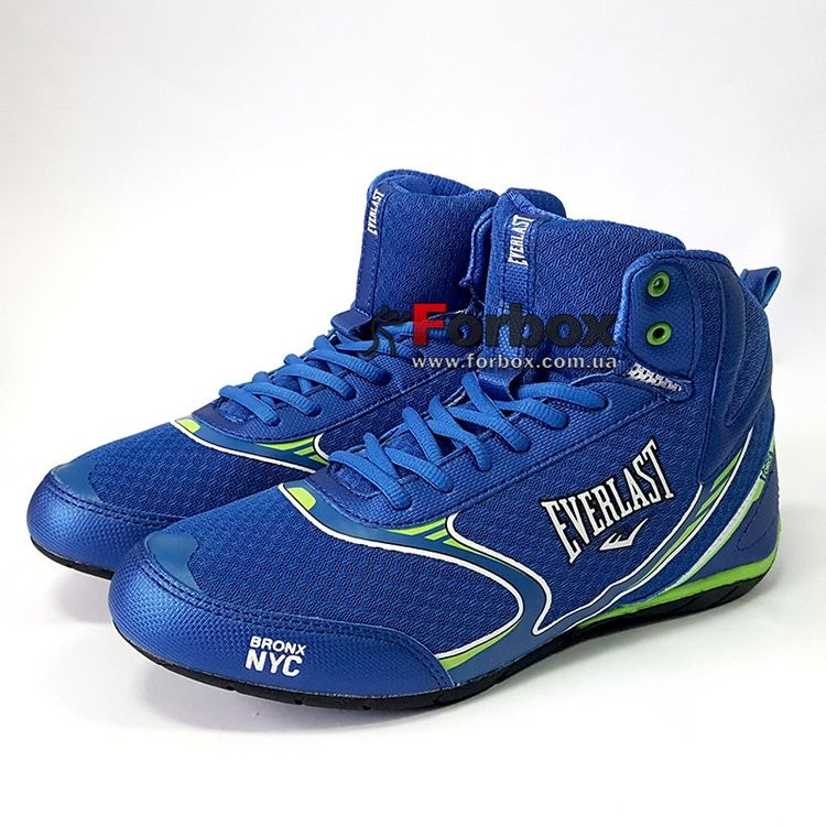 Боксерки Everlast взуття для боксу FORCE (ELM126B 5f0149f9f7c54