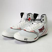 Боксерки Everlast обувь для бокса FORCE (ELM126C, белый)