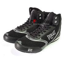Боксерки Everlast обувь для бокса FORCE (ELM126F, черно-белый)