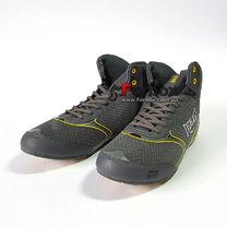 Боксерки Everlast обувь для бокса FORCE (ELM126E, серый)