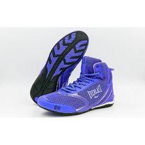 Боксерки Everlast обувь для бокса FORCE (ELW126C, фиолетовый)