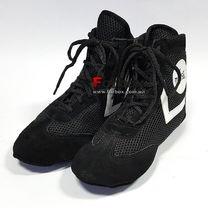 Обувь для борьбы Matsa борцовки замшевые (MA-3309, черные)